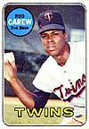 Rod Carew 1969